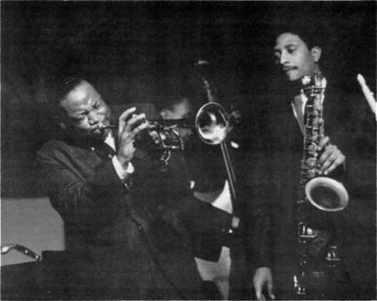 Art Blakey Quintet A Night At Birdland Volume 1